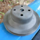 71-78 Chevy Chevelle Nova Impala water pump pulley 3995631AO SB & BB blasted, GM