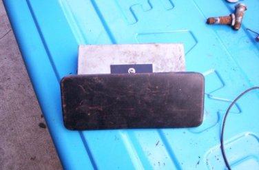 68 1968 Pontiac Ventura BLACK dash board ash tray ashtray original GM