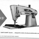 Singer 503 Sewing Machine Instruction Manual Pdf