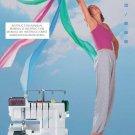 Elna 683 Overlock Sewing Machine Instruction Manual Pdf
