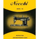 Necchi BU Sewing Machine Manual Pdf