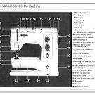 Bernina 830 Sewing Machine Manual Pdf