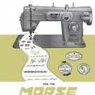 Morse Zig Zag Fotomatic Sewing Machine Manual Pdf