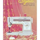 Singer 533 Stylist Sewing Machine Manual Pdf