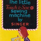 Singer Little Touch and Sew Sewing Machine Manual Pdf