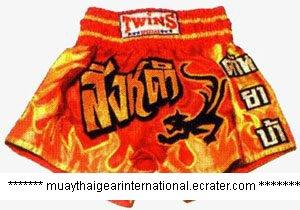 TS128 - Twins Special Muay Thai Shorts
