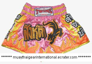 TS129 - Twins Special Muay Thai Shorts