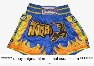 TS130 - Twins Special Muay Thai Shorts