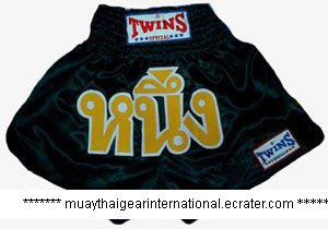 TS118 - Twins Special Muay Thai Shorts