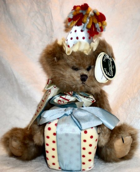 Bearington Bear - Beary Happy Birthday