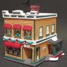 "Dept 56 Snow Village Building ""Corner Store"""
