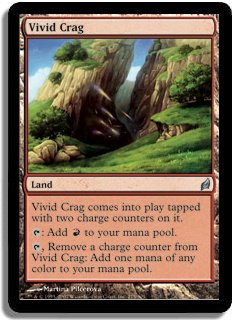 Vivid Crag -FOIL