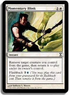 Momentary Blink -Playset, x4