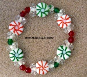Hard Candy Christmas Bracelet