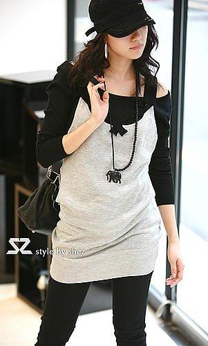20s Twenties  2 piece cotton blouse A3987