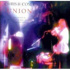 Chris & Cosey Union Live FREE SHIPPING