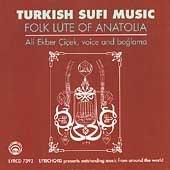Turkish Sufi Music Ali Ekber Cicek FREE SHIPPING