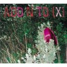 Add N To X Add Insult to Injury CD FREE SHIPPING