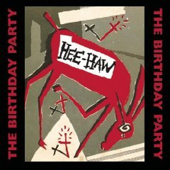 Birthday Party Hee Haw CD Nick Cave Free Shipping