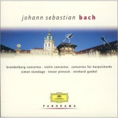 Panorama: Johann Sebastian Bach, Vol. 1 Deutsche Grammophon 2 CD Free Shipping