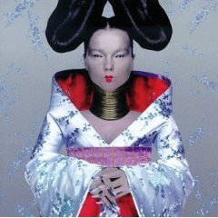 Bjork Homogenic CD FREE SHIPPING