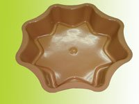 Silicone bakeware(octagonal star pan)