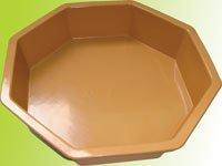 Silicone bakeware(octagonal pan)