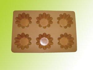 silicone bakeware(flex 6 brioche mold)