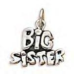 Big Sister Charm