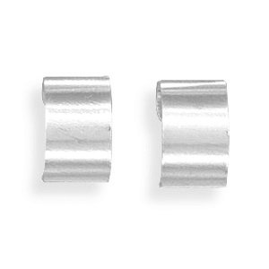Polished Sterling Silver Ear Cuffs