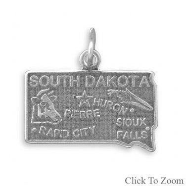 South Dakota State Charm
