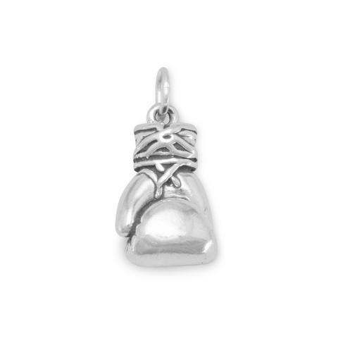 Large Boxing Glove Charm