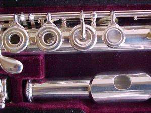 Yamaha YFL 481 II Intermediate Flute