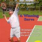 Tennis Instruction DVD Video , Serve Lessons