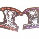 Hot Topic sticker set #2