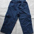 GYMBOREE Dark Blue Elasticised Long Pants (RM29.90)