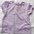 CARTER'S Purple Short Sleeve Top (RM24.90)