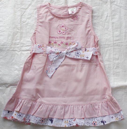 LAURA ASHLEY Pink Sleeveless Dress (RM34.90)