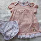 CARTER'S Dress with Matching Panty (RM35.90)