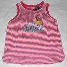 OSH KOSH Pink Stripes 'Little Hula' Top (RM31.90)