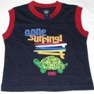 OSH KOSH 'Gone Surfing' Sleeveless T- Shirt (RM31.90)