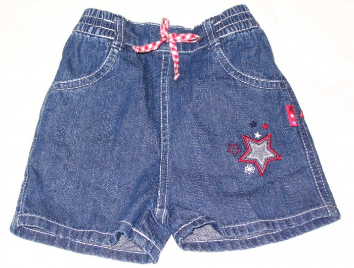 OSH KOSH Girl Denim Short (RM35.00)