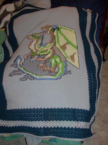 Dragon Afghan