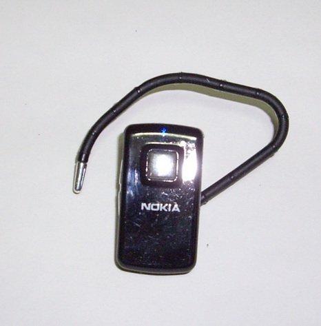New Nokia BH-802 Bluetooth Black Headset