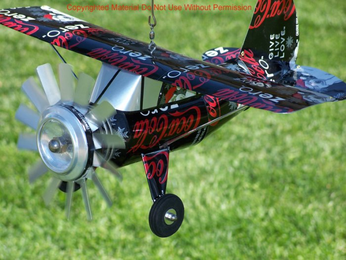 Coke Zero Air 11x14