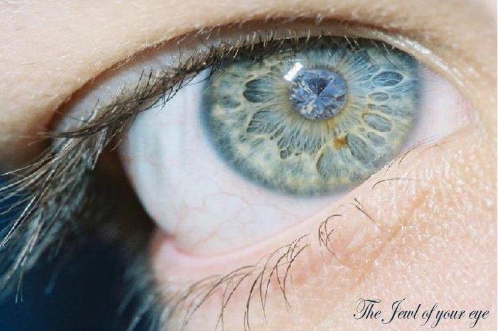 Jewel of your eye- 4x6