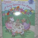 Paperback - Angelina Ballerina A Very Special Tea Party Book