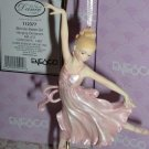 Blonde Ballet Dancer Hanging Ornament from Enesco