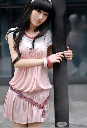 Characteristic Buckle Dress