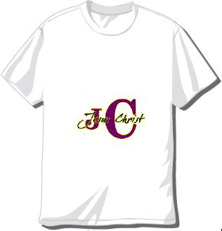 JC-Jesus Christ T-shirt Available in 3 colors